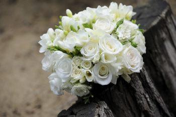 Un matrimonio elegante. La sposa | Aida Mele Magazine
