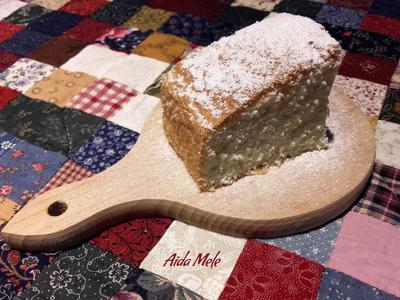 Pan di Spagna senza glutine | Aida Mele Magazine