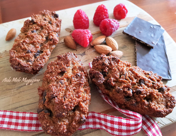 Biscotti di farina di mandorle | Aida Mele Magazine