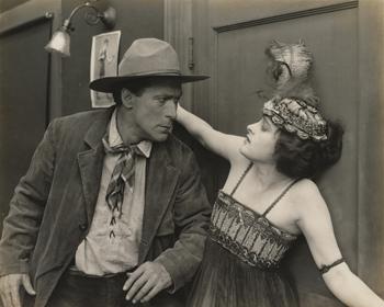 Le Giornate del Cinema Muto di Pordenone. William S. Hart | Aida Mele Magazine