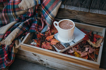 Cioccolata calda, ma niente latte!
