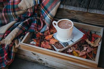 Cioccolata calda, ma niente latte! | Aida Mele Magazine