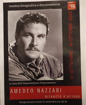Amedeo Nazzari. Ritratto d'attore | Aida Mele Magazine