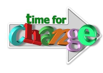 Tempo di cambiamenti