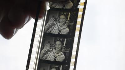 Alida Valli in fotogrammi